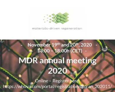 MDR Annual Meeting 2020